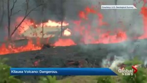 Kilauea eruption threatens more homes on Hawaii's Big Island