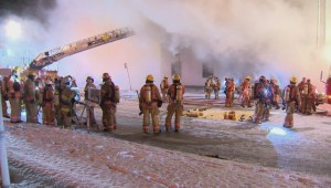 Overnight fire in empty Ahuntsic daycare