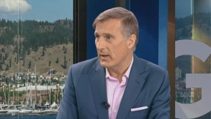 Full in-studio interview with Maxime Bernier