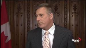 Fall Economic Updates: 'We don't know which media will receive the money': Maxime Bernier