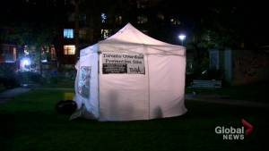 Outcry over cuts to Toronto overdose prevention sites