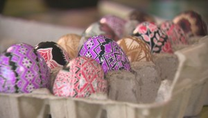 Sherwood Park woman reviving Ukrainian Easter egg tradition