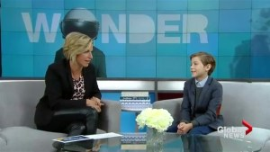 How Jacob Tremblay got into the mindset for Wonder