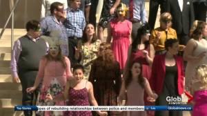Opera NUOVA celebrates 20th anniversary with masquerade gala