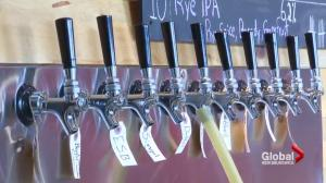 Craft beer brewers calling for NB Liquor policy revisions