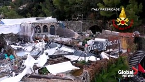 Italy hammered by severe weather, at least 29 killed