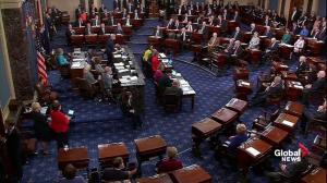 FULL VOTE: U.S. Senate votes to end debate, move ahead on Brett Kavanaugh vote