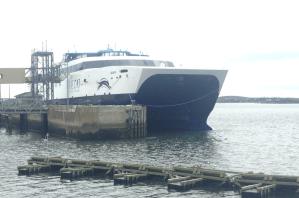Mark MacDonald – Bay Ferries CEO, chairman