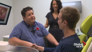 Fostering Change: Generous act of kindness gives victim of abuse new reason to smile