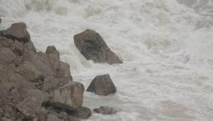 Fisheries minister updates salmon situation at Fraser River rockslide