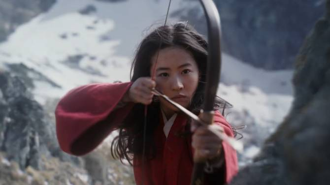Social media users call for 'Mulan' boycott after star backs Hong Kong police