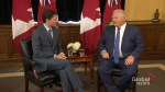 "Trudeau doesn't think Ford understands government's ""international obligations"""