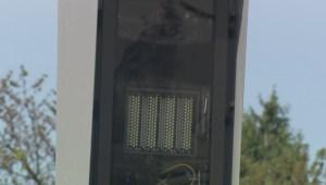 Ticket 'trigger' speed for new green light cameras