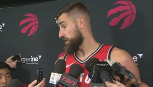 Valanciunas laments Derozan loss but confident in new coach