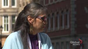 Mi'kmaw grandmothers accuse Supreme Court of 'racism' over courtroom size