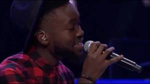 The Voice Nigeria contestant Chris Rio visits Global News Morning