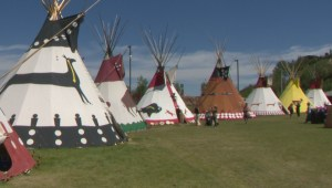 Indian Village Renamed to Elbow River Camp