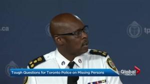 Toronto Police Chief under fire
