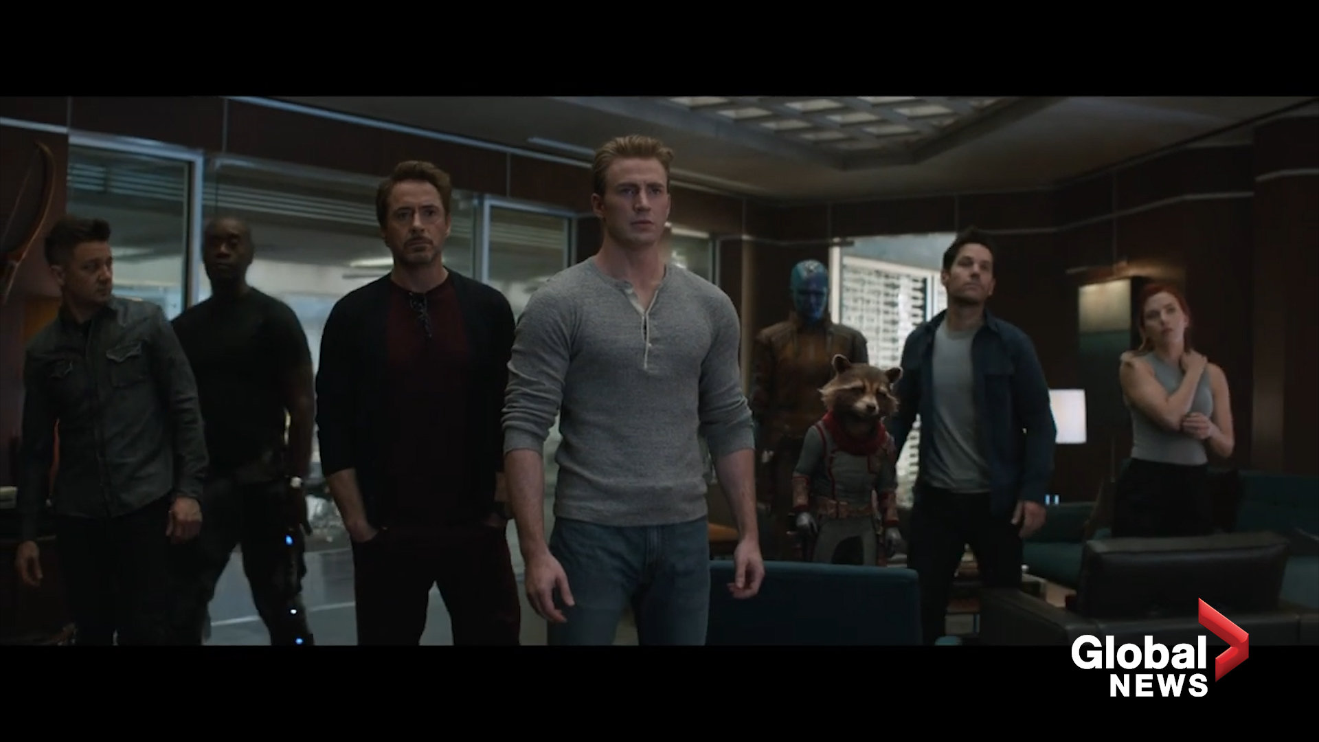 The Avengers Take on Thanos in New Endgame Trailer