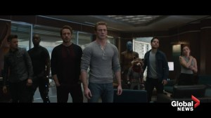 'We gotta finish this': Avengers reassemble in Endgame trailer