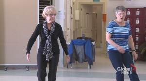 New Brunswick senior line dancer side steps her way to recovery following stroke