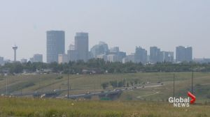 Ominous haze looming over Calgary not so sinister: officials