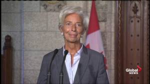 IMF's Lagarde 'appreciative' of Liberal government's role on gender equality