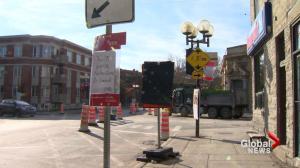 Sud-Ouest construction disrupts bus routes