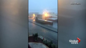 Key West resident captures dramatic video of Hurricane Irma's fury