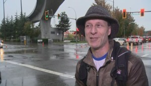 Weather chaos around B.C. South Coast