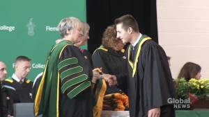 Fleming College students celebrate at 2019 convocation