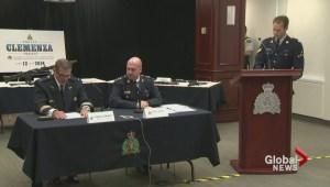 RCMP arrest dozens in 'Project Clemenza'