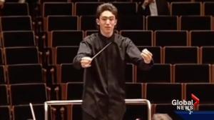 Edmonton Symphony Orchestra names new conductor