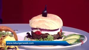 Le Burger Week kicks off in Winnipeg