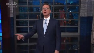 Stephen Colbert riffs on Canada-U.S. relations, the G7 and the Trump-Kim summit
