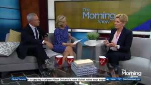 Kathleen Wynne talks poll numbers and relief from gas and hydro rates