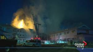 Fire destroys High River senior lodge