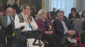 Nova Scotia holds public hearing on proposed disability legislation