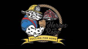 A preview of the first annual Napanee Fire Truck Pull to support Kingston 4Paws