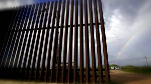 Trump says he doesn't want 'concrete' border wall, he wants 'artistically designed steel slats'