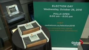 Advance voting starts in Saskatoon civic election