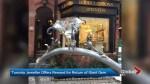 25-pound gem stolen from Toronto jewellery store