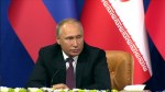 Putin says key task for peace in Syria is to rid Idlib of militants
