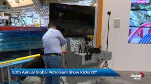 50th annual Global Petroleum Show kicks off in Calgary