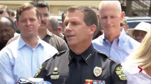 All 11 Orlando police officers involved in Orlando shooting have been relieved of duty: Chief