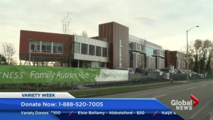 Variety Week: Pacific Autism Family Centre