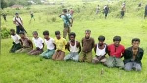 """Myanmar leaders """"guilty of crimes against humanity"""""""