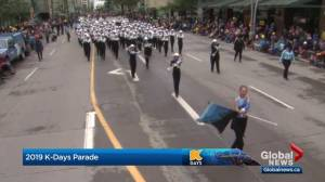 Highlights from the 2019 K-Days Parade