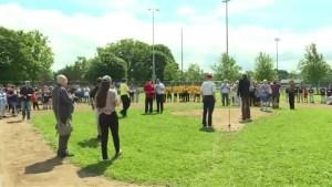 NDG baseball park renamed in honour of volunteer