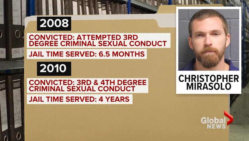 What does 4th degree criminal sexual conduct mean